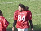 WATCH:  Team Booted From League After Adult Suits Up for Youth Football Game