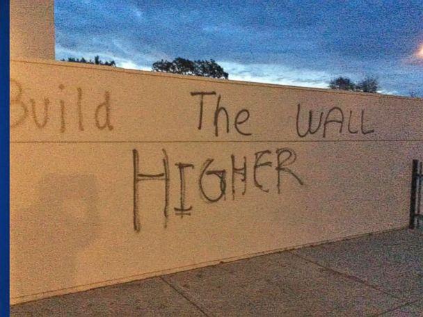 WATCH:  Latino Elementary School Students Exposed to Racist Graffiti