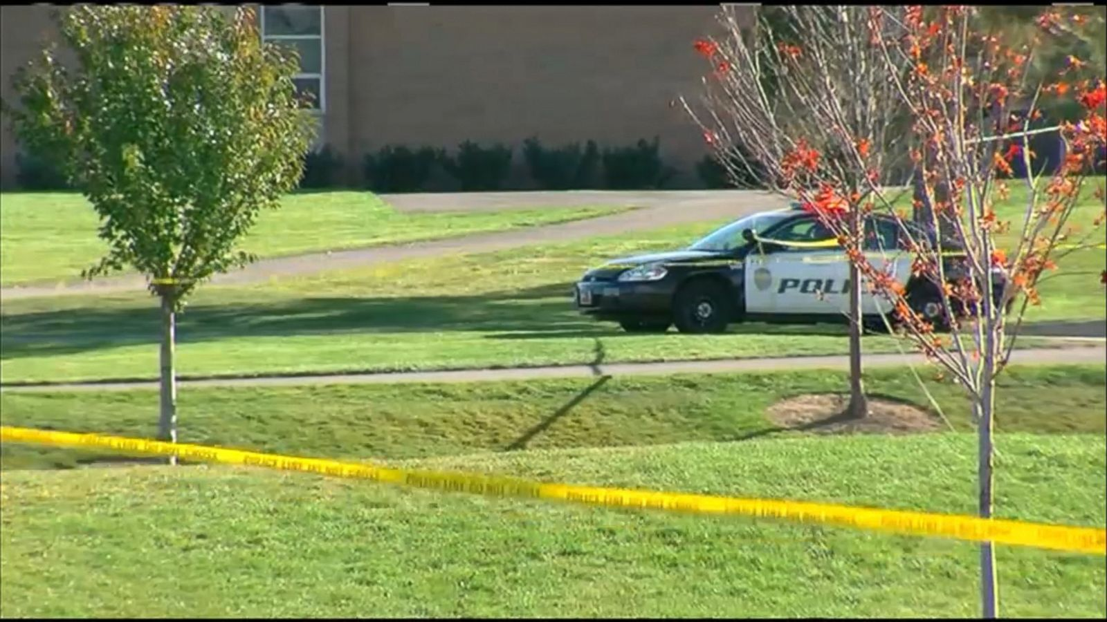 VIDEO: A 16-year-old student has been injured in a shooting outside a middle school in Sandy, Utah, according to police.