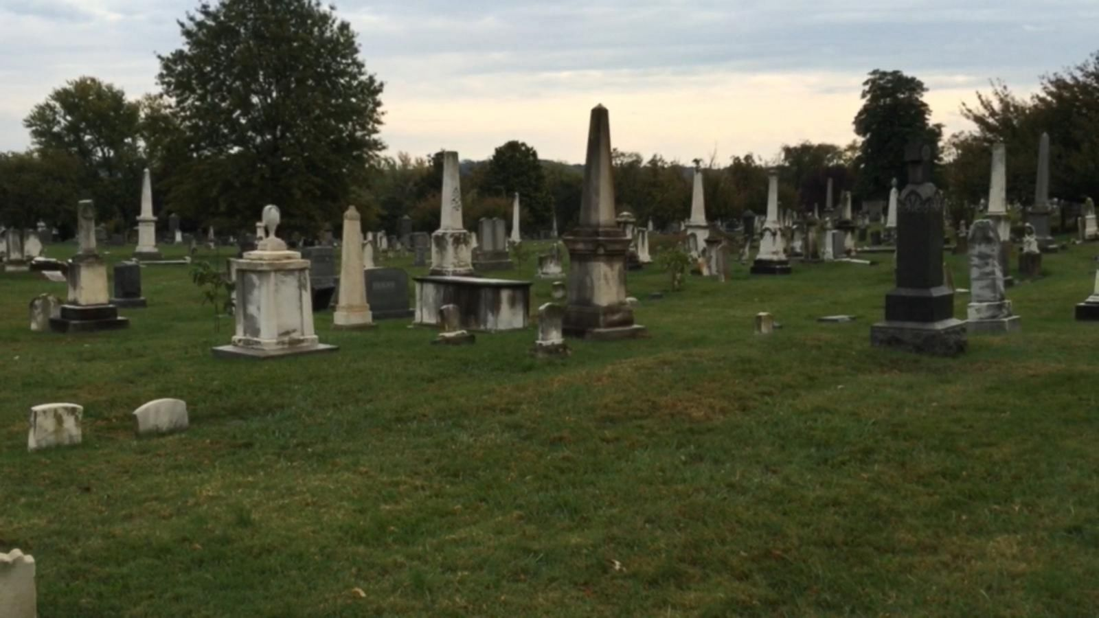 VIDEO: Tour the Congressional Cemetery in Washington, D.C.