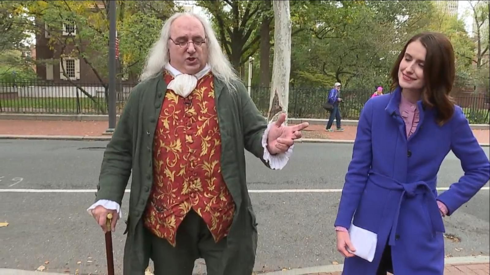 VIDEO: The Truth Behind Ben Franklin's Favorite Sayings