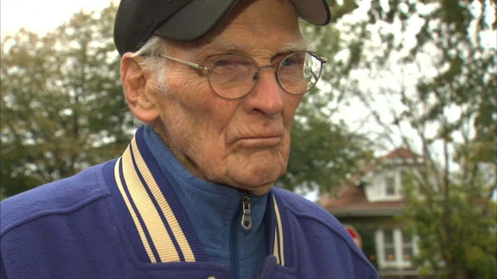 Jim Beaumont was serving in WWII the last time the Chicago Cubs were in the World Series.