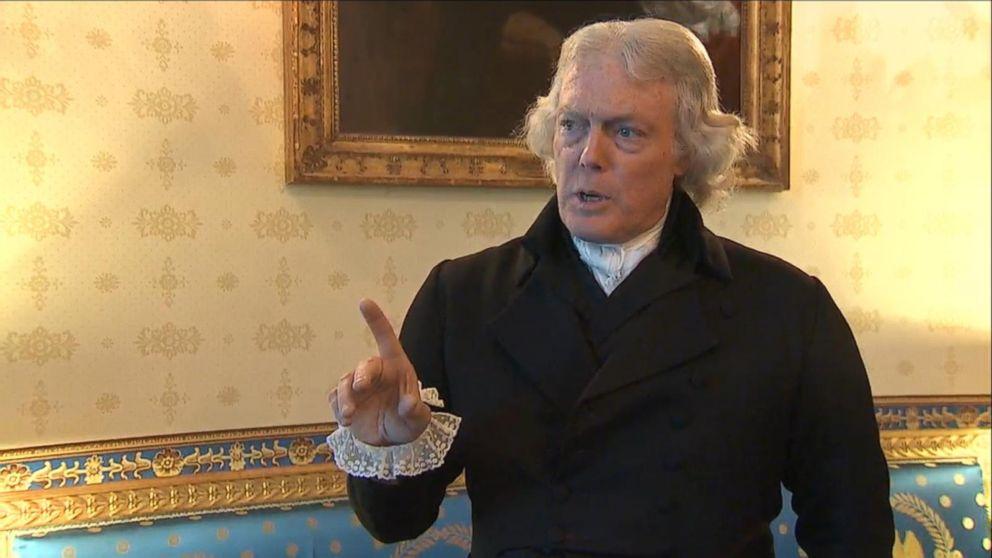 White House Ghost Tour Lessons From President John Tyler