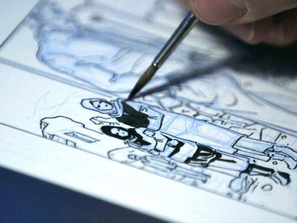 WATCH:  Meet the Famed Comic Book Artist Behind Madaya Mom