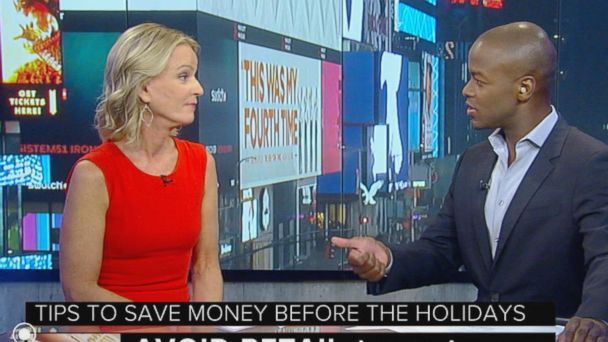 VIDEO: Tips on Saving For the Holidays
