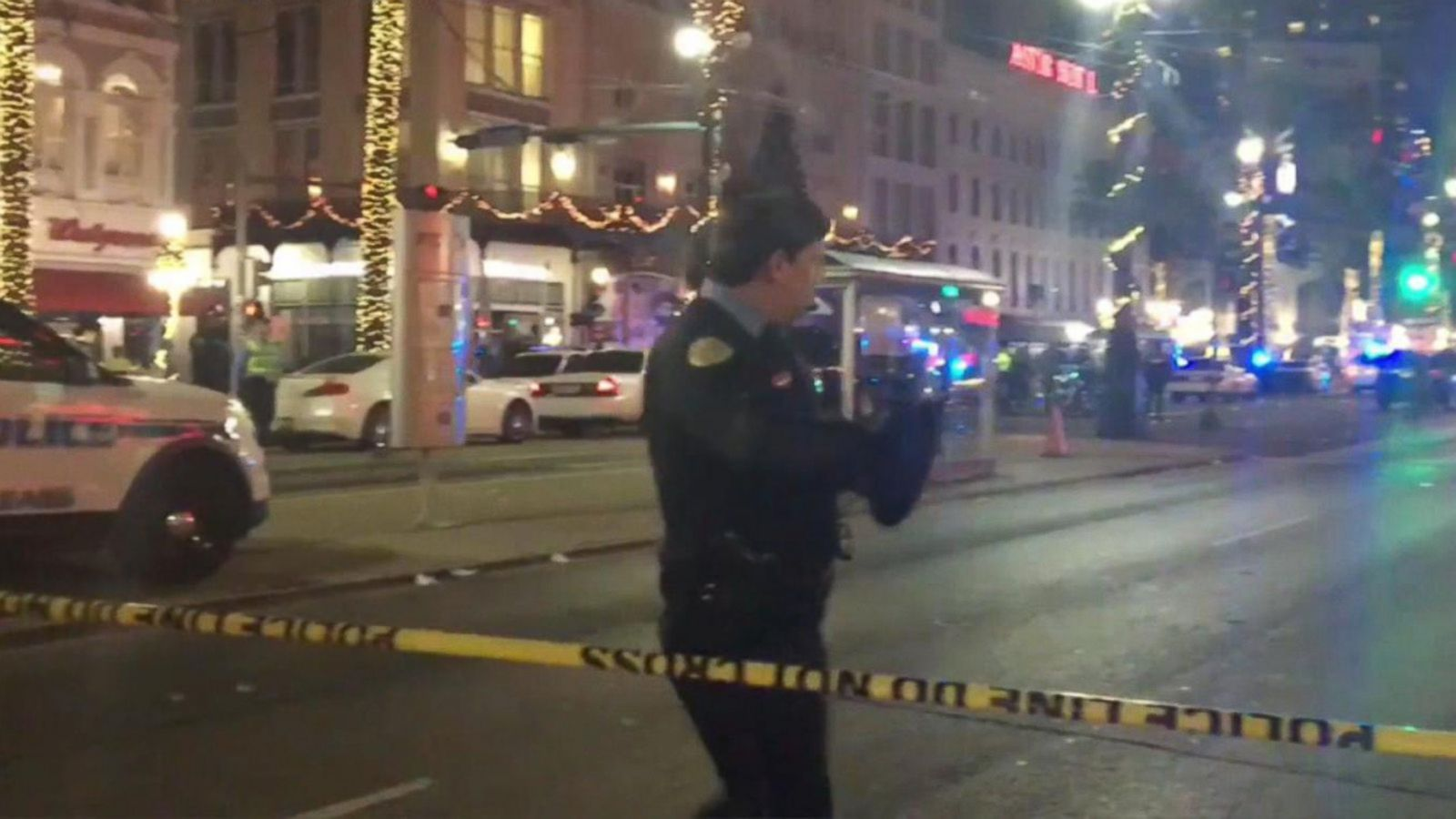 2 arrested in New Orleans shooting that killed 1, wounded 9