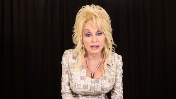 VIDEO: Dolly Parton has promised to donate $1,000 per month to families who lost their homes in a devastating wildfire that has burned some 15,000 acres and scorched 700 buildings in the Great Smoky Mountains of Tennessee.