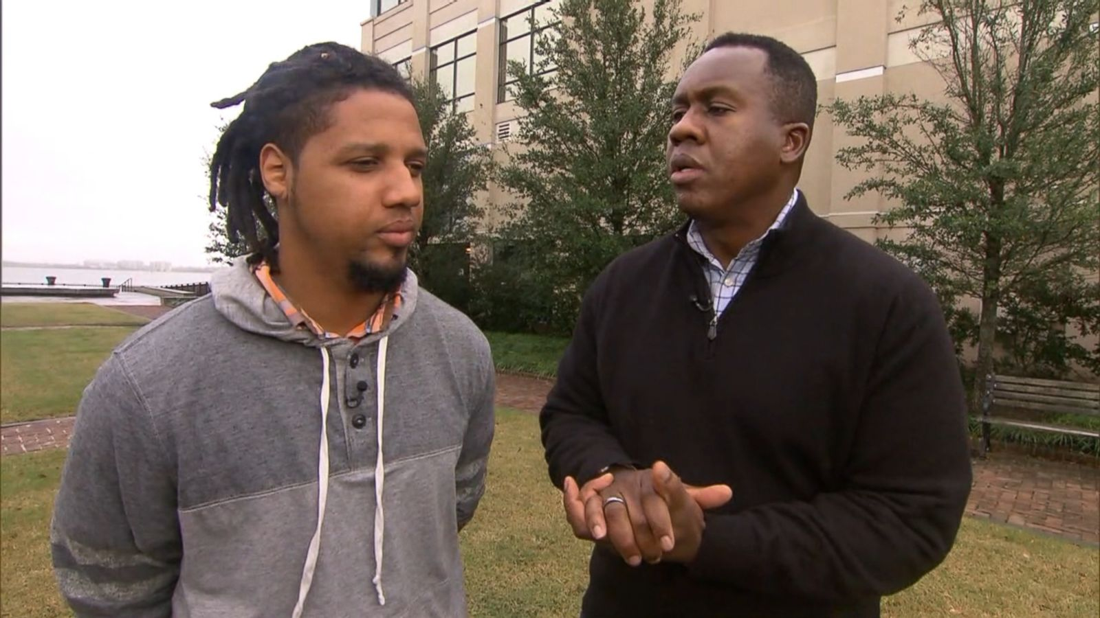 VIDEO: Feidin Santana used his cell phone to record the fatal shooting of Walter Scott.