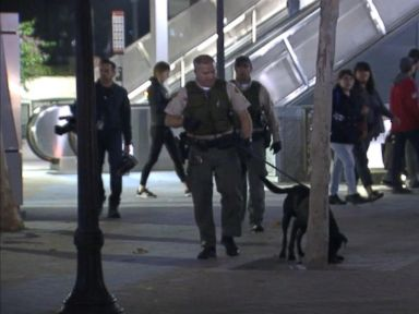 Los Angeles Beefs Up Metro Security Amid Terror Threat