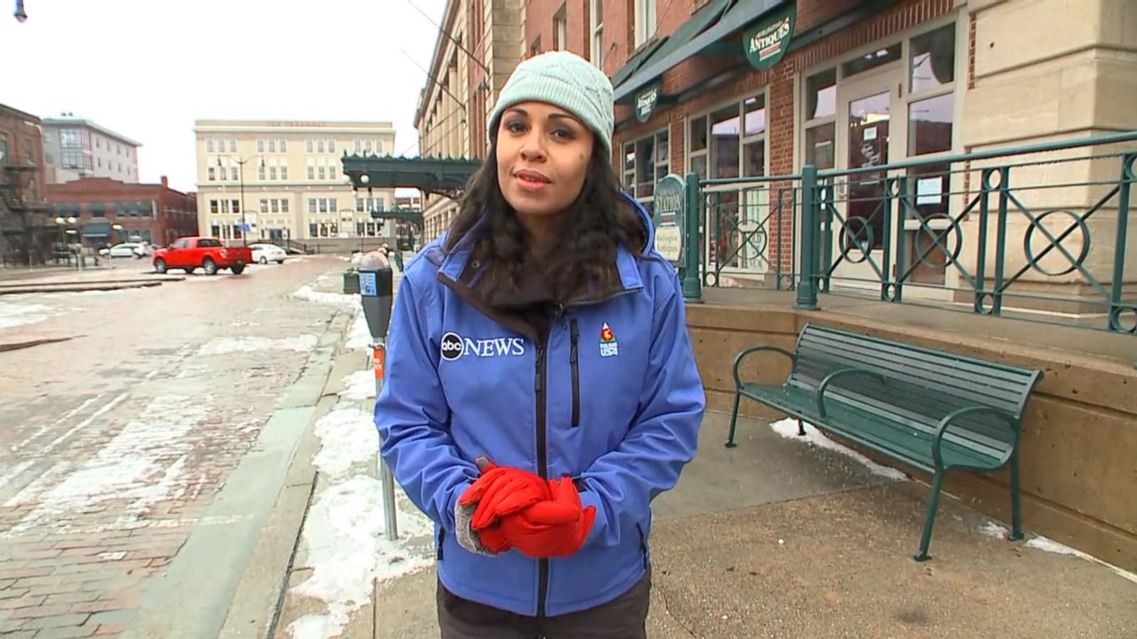 VIDEO: Midwest Braces for Winter Ice Blast