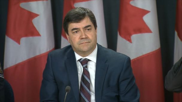 Canadian National Security Advisor Daniel Jean said he did not think the American government ever expected to include Canadians under the new executive order.