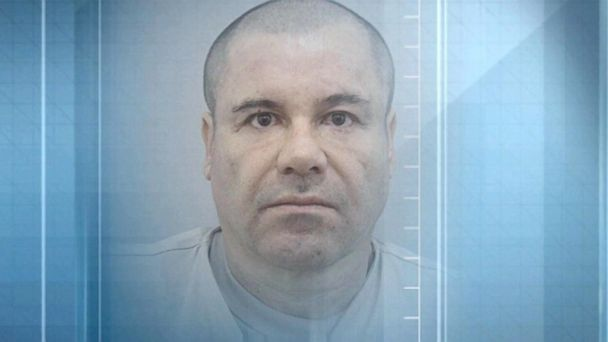 The Mexican drug lord was extradited to the U.S. last month.
