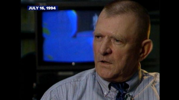 On the 25th anniversary of Apollo 11, flight director Gene Kranz remembers the tense moments leading up to the moon landing.