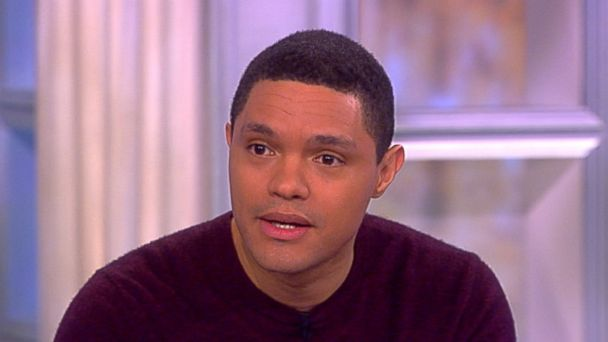 VIDEO: Trevor Noah talks race relations in America