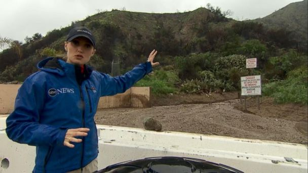 VIDEO: Storm brings heavy rain and wind to Southern California