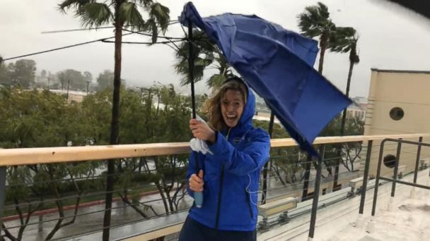 VIDEO: Southern California faces some of the worst weather in years