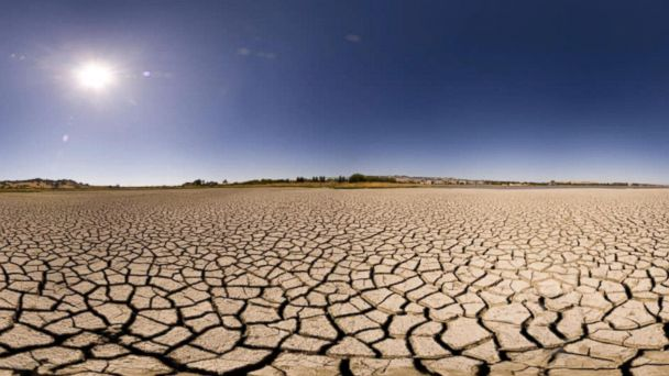 VIDEO: Inside California's drought