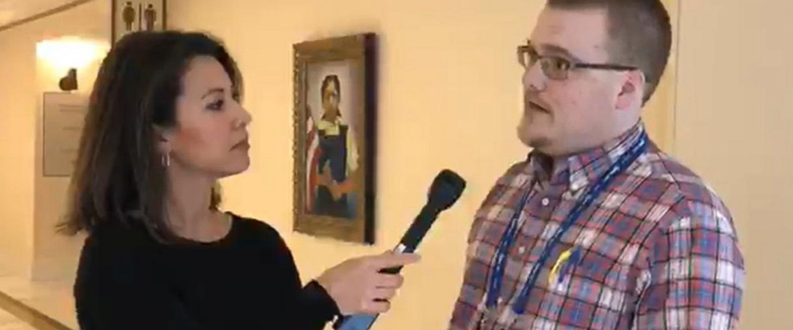 VIDEO: Day 1 at CPAC: attendees weigh in