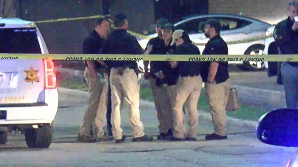 VIDEO: Louisiana sheriff's deputy killed in the line of duty