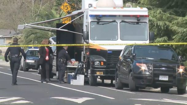 VIDEO: Police detained a suspect in San Francisco just hours after finding four bodies, including two children, in a home 80 miles away in Sacramento.