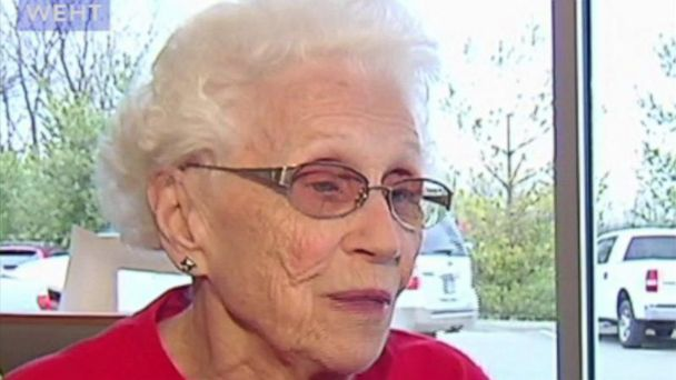 VIDEO: 94-year-old Loraine Maurer has worked at McDonald's for 44 years