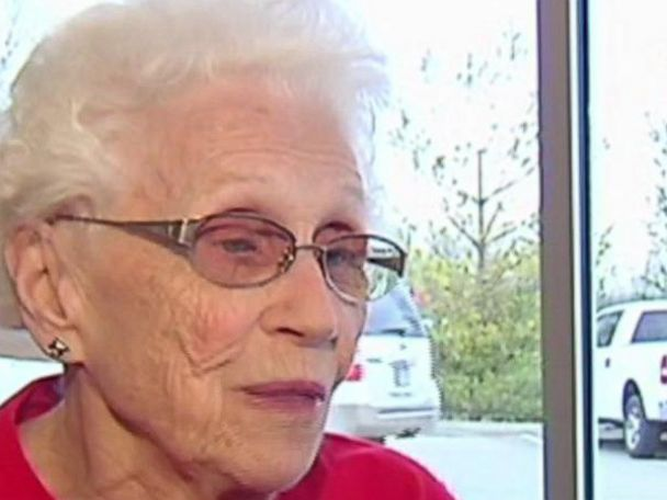 WATCH:  94-year-old Loraine Maurer has worked at McDonald's for 44 years