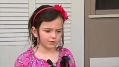 VIDEO: 5-year-old suspended for playing with stick gun