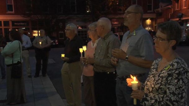 VIDEO: 'Still in disbelief': Family holds candlelight vigil for missing Tennessee teen