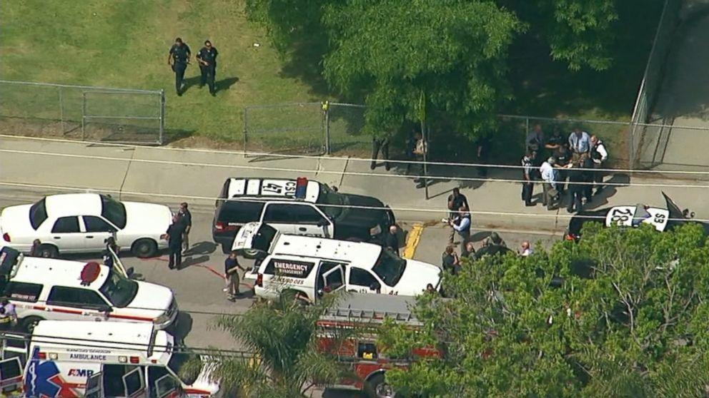 Shooting Update: 2 Dead In Shooting At San Bernardino Elementary School