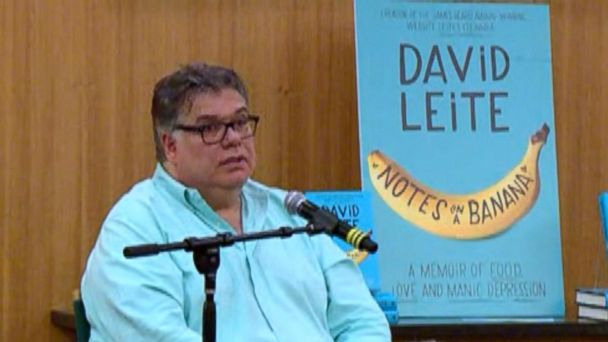 VIDEO: 10% Happier: David Leite, food writer, memoirist