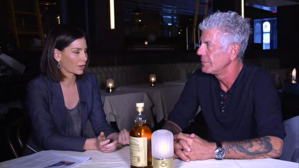 VIDEO: Anthony Bourdain wants to put focus on American craftsmanship