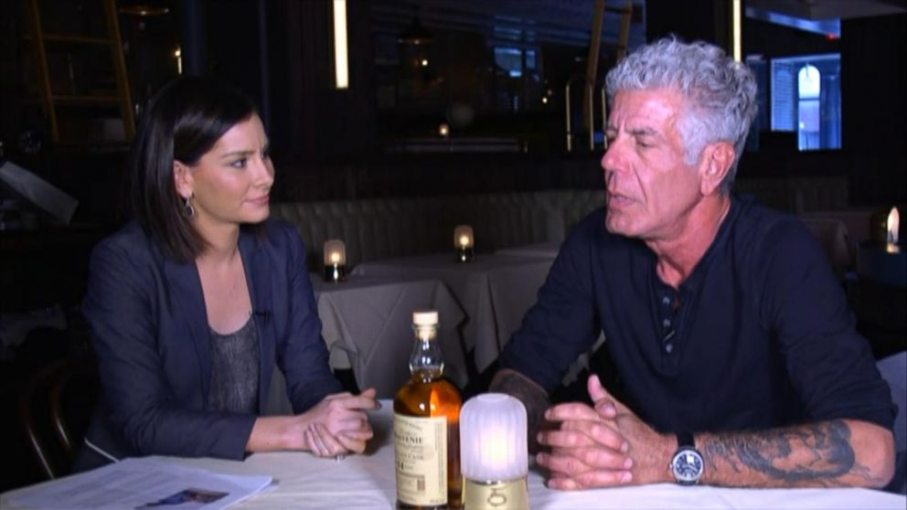 VIDEO: Anthony Bourdain's worst advice he's ever received