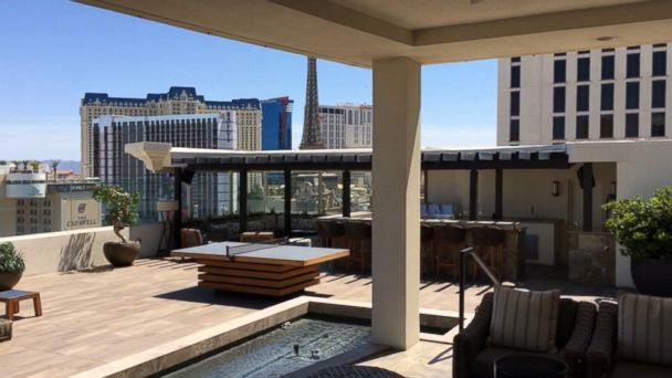 VIDEO: Inside the $35k per night Nobu Villa at Caesars Palace