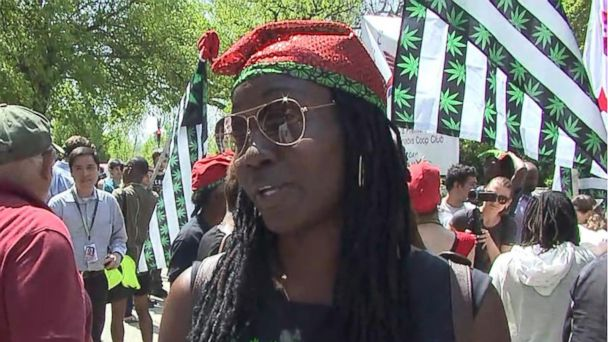 VIDEO: Marijuana activist group pushes to change cannabis laws