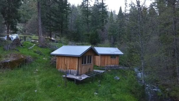 The tiny cabin where authorities found former Tennessee teacher Tad Cummins and his 15-year-old student, Elizabeth Thomas, is nestled in the woods in a remote, mountainous area of inland, northernmost California near the Oregon border.