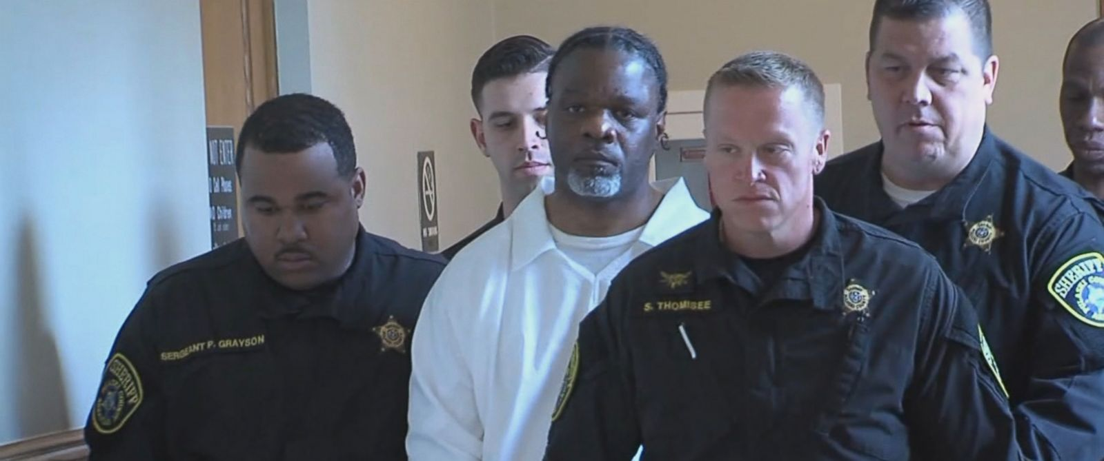VIDEO: Arkansas inmate Ledell Lee was executed for a 1993 murder.
