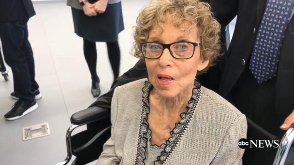 VIDEO: Holocaust survivors honored on Remembrance Day