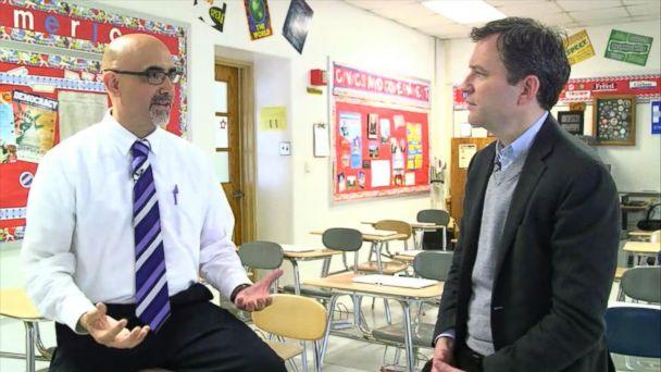 VIDEO: Pennsylvania teacher talks students' support for President Trump