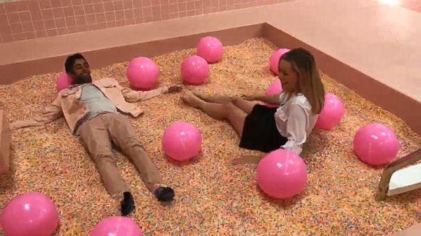 VIDEO: Inside the Museum of Ice Cream in LA