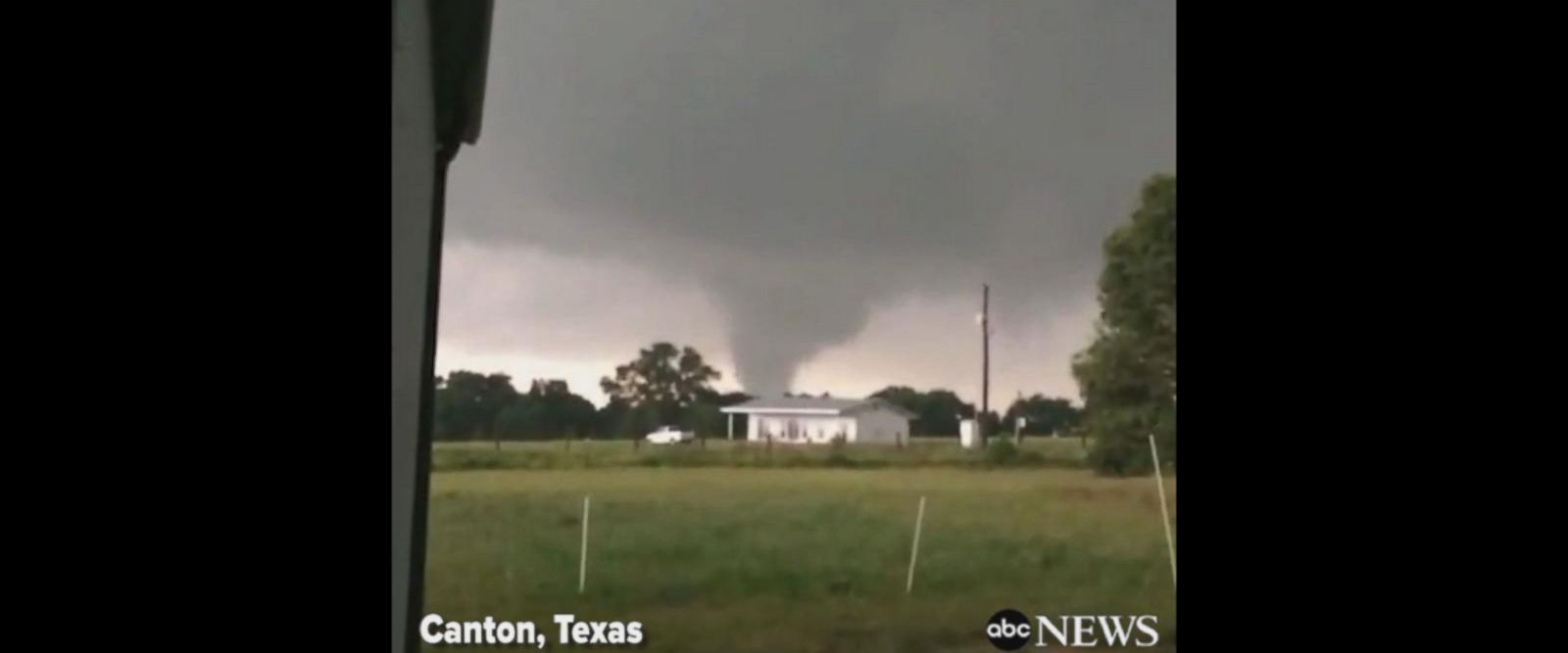 VIDEO: Tornado spotted in East Texas, where storms are blamed for deaths of at least 4 people