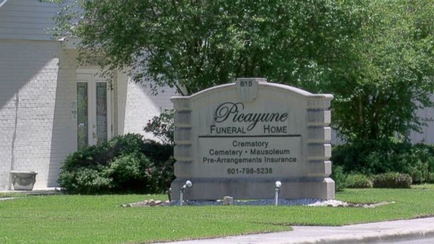 VIDEO: A man is suing a funeral home for allegedly refusing to cremate his spouse.