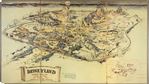 The map has not been seen in 60 years and is expected to sell for as much as $1 million.