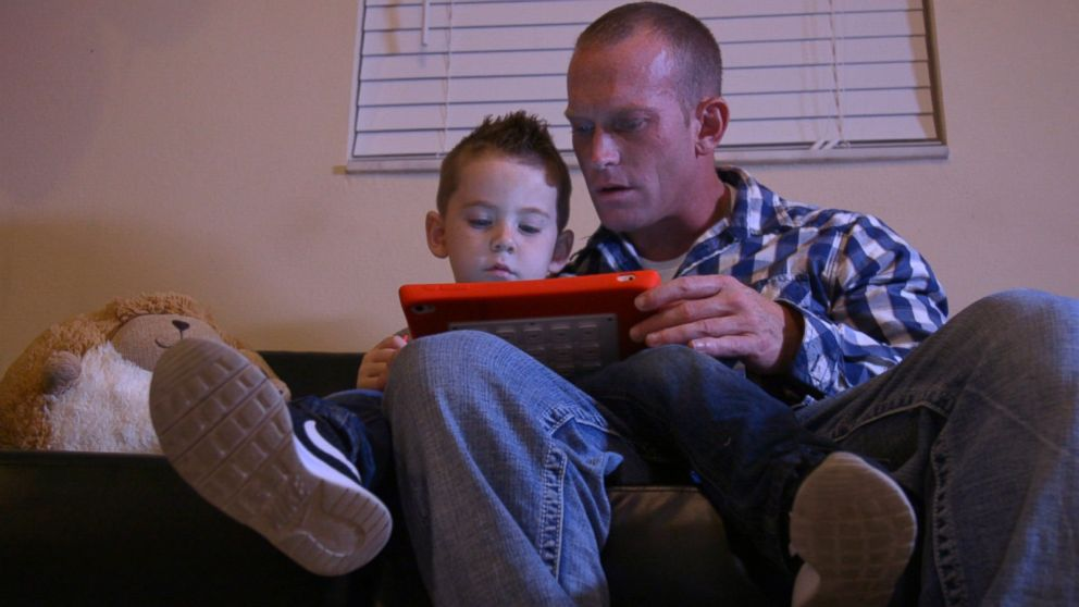 VIDEO: Recovering Addict Reunifies with Four-Year-Old Son
