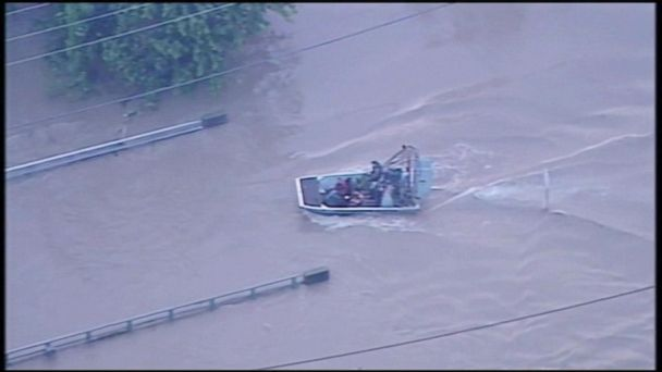 VIDEO: State of emergency declared for Indiana county hit by flooding