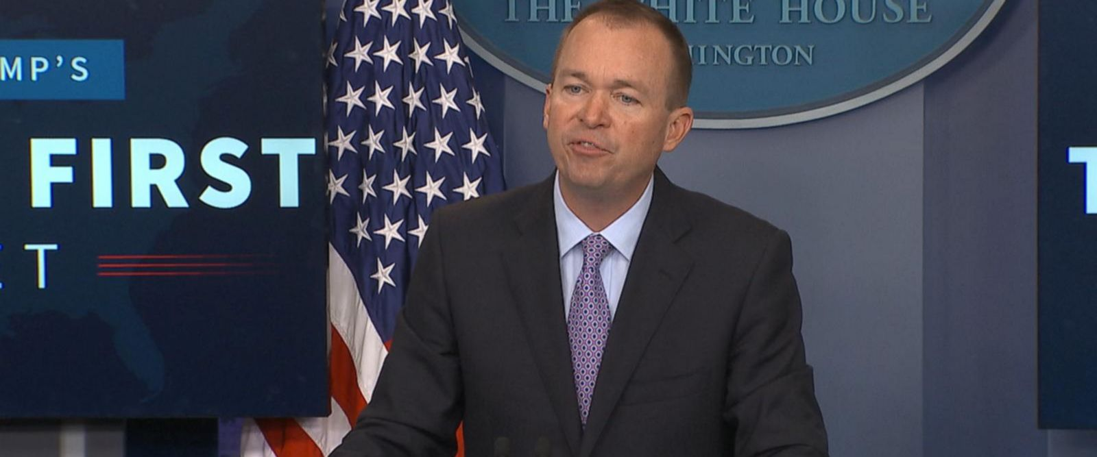VIDEO: Mulvaney says previous administrations spent 'too much of your money on climate change'