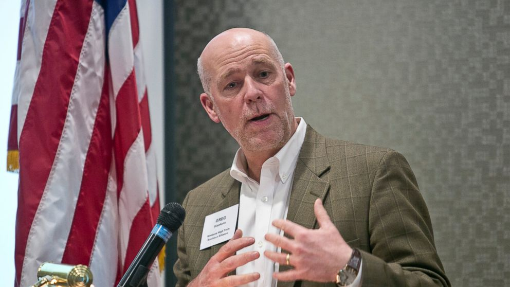 VIDEO: GOP candidate Greg Gianforte allegedly body slams reporter