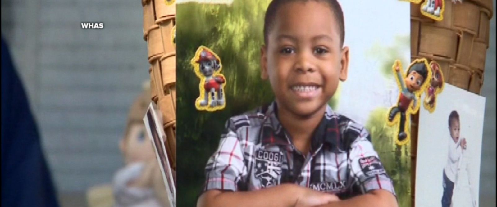 Tears rolled down the faces of many on Tuesday night, as a prayer vigil honored seven-year-old Dequante Hobbs, Jr., who was killed by a stray bullet on Sunday.