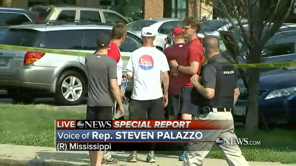WATCH:  Rep. Palazzo says they're 'in a state of shock' over shooting