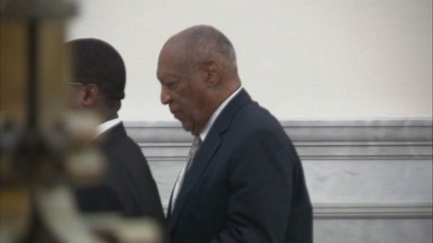 VIDEO: Bill Cosby's sexual assault case ends in a mistrial