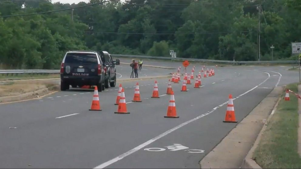 VIDEO: Virginia police believe a road rage incident led to the death of the 17-year-old Muslim girl whose body was found near a mosque, officials said in a press conference Monday evening.